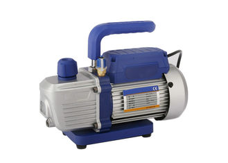 Dual Stage Dual Frequency Rotary Vacuum Pump For Refrigeration Maintance 110V And 220V